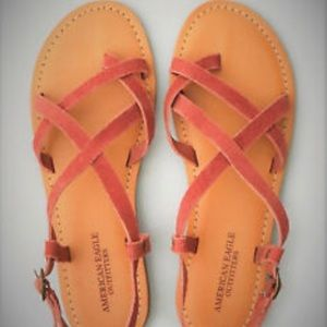American Eagle Outfitters Strappy Sandals